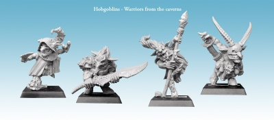 Hobgoblins - Warriors from the caverns (4)