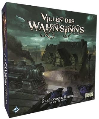 Villen des Wahnsinns 2.Ed. Grauenvolle Reisen
