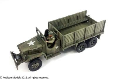 US GMC 353 2.5 ton truck (1/56)