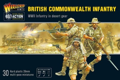 British Commonwealth Infantry (30)