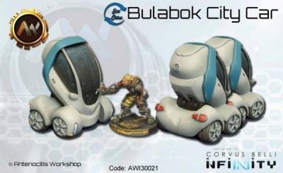Bulabok City Cars - Parked (2)