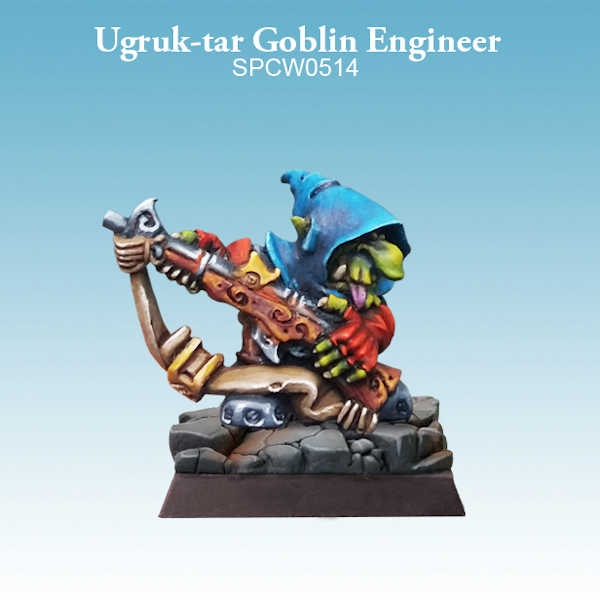 Ugruk-tar Goblin Enginer v.1
