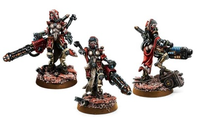 Mechanic Adept Eradicator Squad (3)