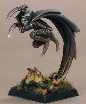 Warl Hellbore, Assassin