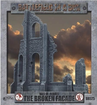 Hall of Heroes: The Broken Facade