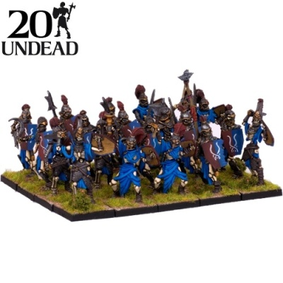 Undead Revenant Regiment (20)