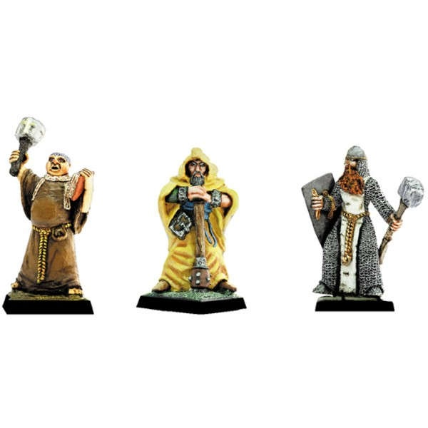 Priests with Maces (3)