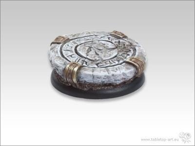 Runestone Bases 50mm 1 rund (1)