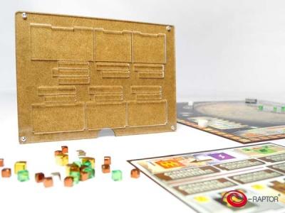 Board Game Organizers: Organizer - Terraforming Mars