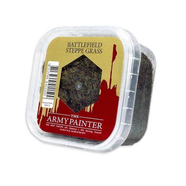 Basing: Steppe Grass (2019)