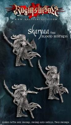 Skaryaa, the Blood Mistress (1)