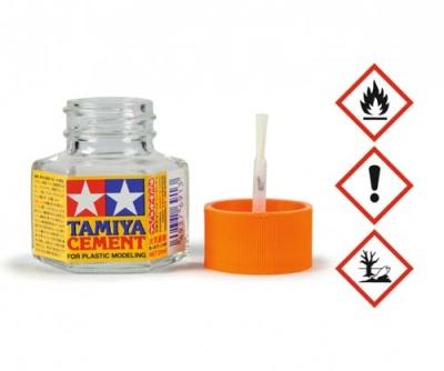 Tamiya Plastikkleber (20ml) OOP