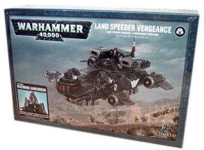 Landspeeder Vengeance (MO)