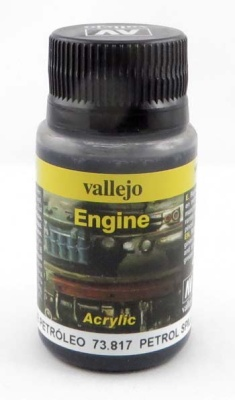 Vallejo Weathering Effects Engine Effect Petrol Spills 40 ml
