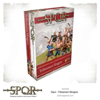 SPQR: Gaul - Tribesmen Slingers (12)