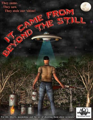 It Came From Beyond the Still: Aliens Vs Hillbillies