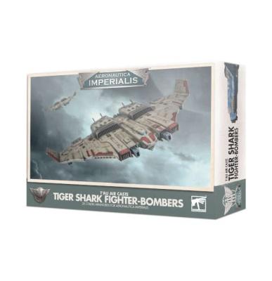 AeroImperialis: TAU Air Caste Tiger Shark Fighter Bombers