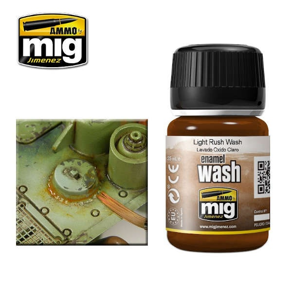 Light Rust Wash (35ml)