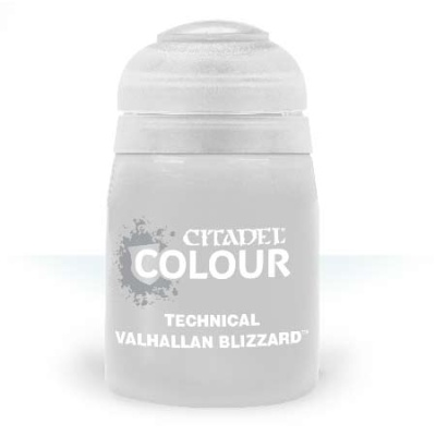 Valhallan Blizzard (Technical)