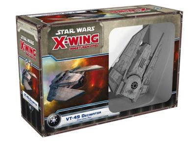 Star Wars X-Wing: VT-49 Decimator Erweiterung-Pack