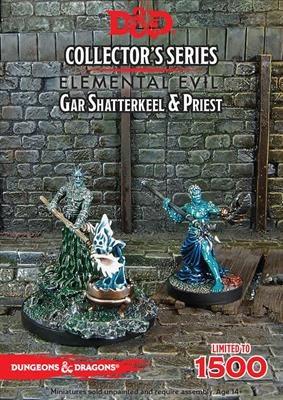 D&D: Elemental Evil: Gar Shatterkeel & Priest