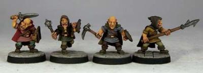 Goblin Warriors III (4)