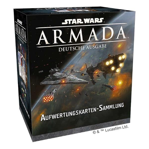SW: Armada- Aufwertungskarten-Sammlung  Erweiterung DE
