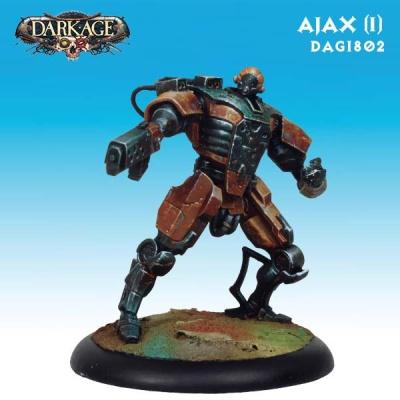 Forsaken Saint Isaak Ajax of Might Box (1)