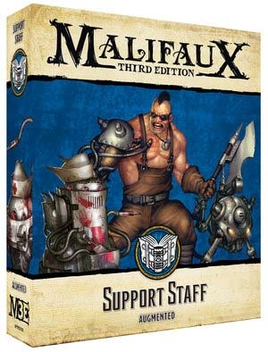 Malifaux (M3E): Support Staff