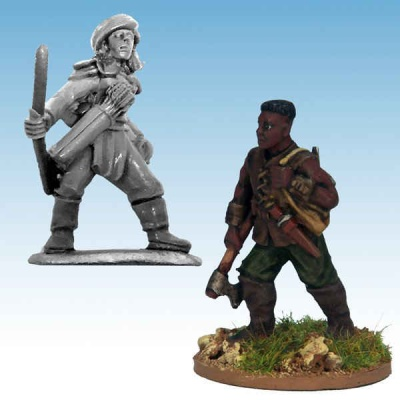Tomb Robber & Scout (2)