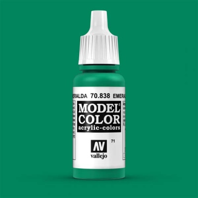 Model Color 071 Smaragdgrün (Emerald Green) (838)
