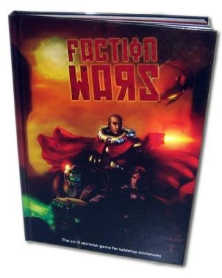 Faction Wars (SciFi Skirmish)