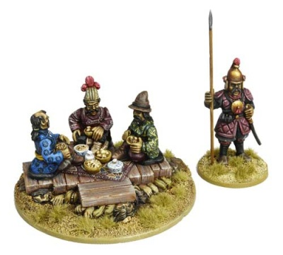Mongol Victory Feast