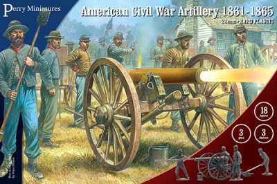 American Civil War Artillery 1861-65 (3)