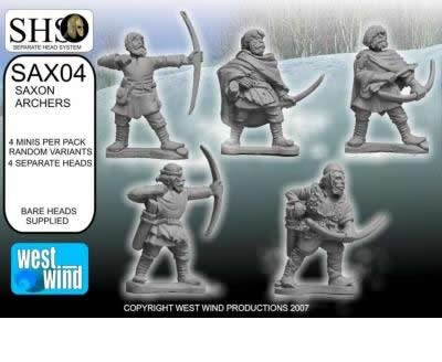 Saxon Archers (SHS)