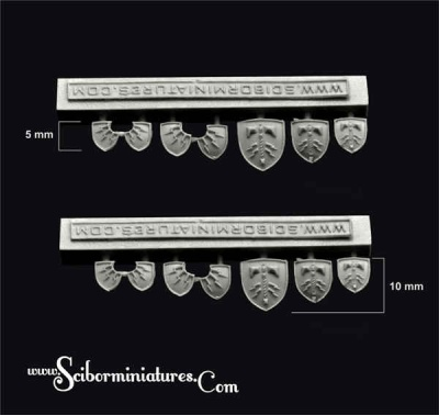 Thor Small Shields