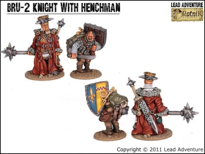 Knight with Henchman (2)