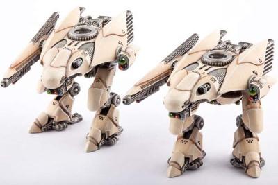 PHR: Hyperion Heavy Walkers (2)