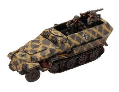 Sd Kfz 251/2C (8cm)