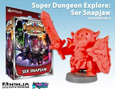 Super Dungeon Explore: Ser Snapjaw