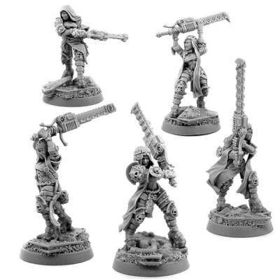 Emperor Sisters Sealed Repentium Squad (5)