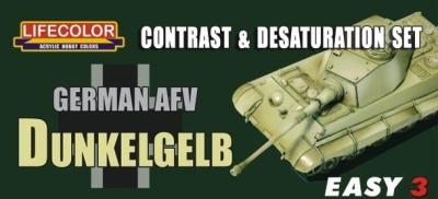 EASY 3: German AFV Dunkelgelb (3)