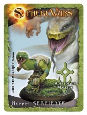 Malesur Adepts Snakeman (1)