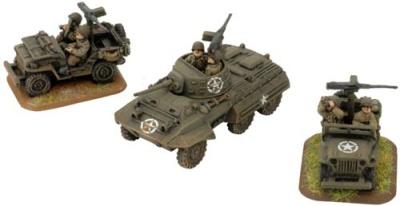 Cavalry Recon Platoon