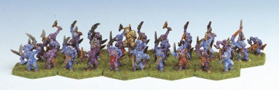 Beastmen with Hand Weapons (40)