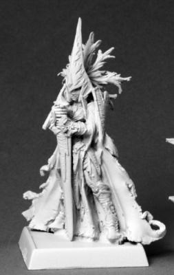 Majestrix Latissula, Dark Elf Warlord