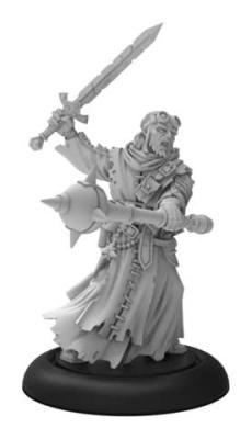 Morrowan Battle Priest -Order of Illumination