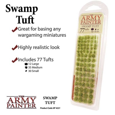Battlefields: Swamp Tuft (2019)