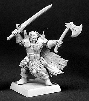 Boris, Merc Warlord