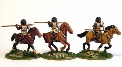 Numidian Cavalry Blister (3)
